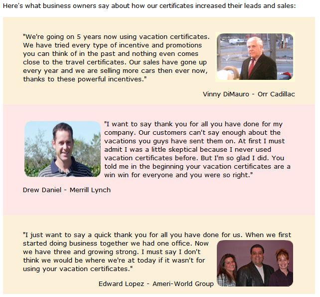 The Success Stories Of The Business Owners That Use Our Certificates